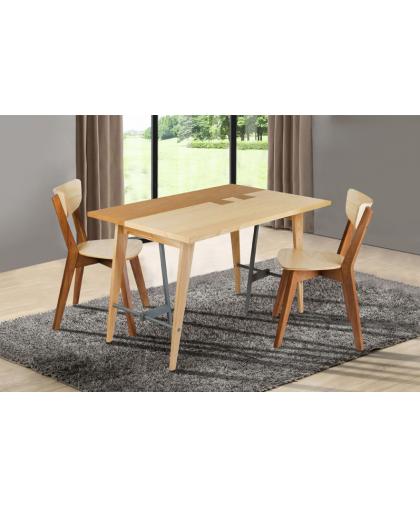 ДУБЛІН стіл обідній дерев'яний, Микс