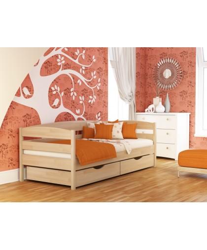 НОТА ПЛЮС кровать деревянная , Estella