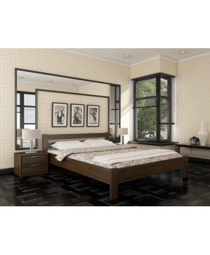 РЕНАТА ліжко дерев'яне