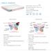КАМЕЛІЯ / CAMELIA матрац ортопедичний двосторонній, Matroluxe