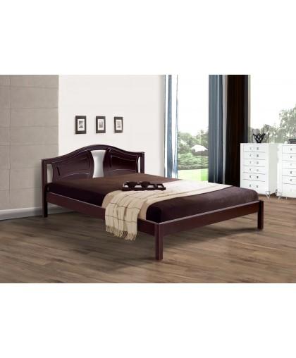 Купить МАРГО кровать деревянная, Микс, 7 616грн.