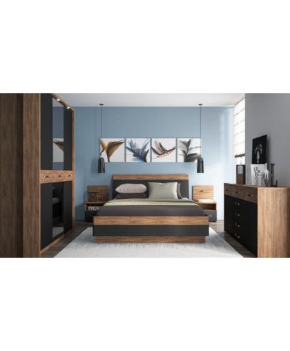 MONACO / МОНАКО модульная спальня
