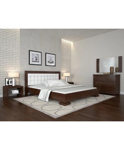 МОНАКО ліжко дерев'яне