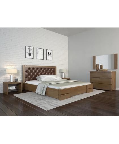 РЕГИНА ЛЮКС кровать деревянная