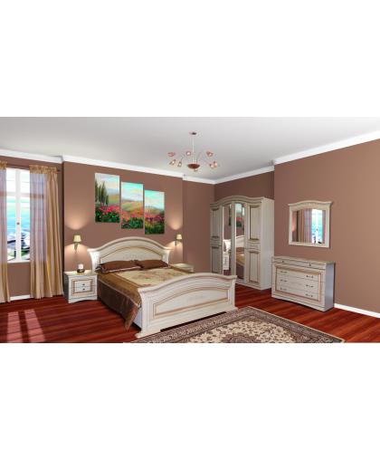 Купить НИКОЛЬ спальня модульная, СМ, 4 995грн.