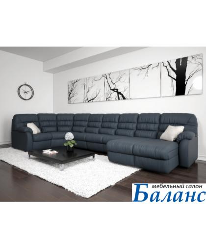 АТЛАНТА модульний диван з оттоманками